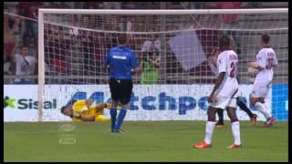 Sassuolo-Livorno 1-4 Highlights 2013/14