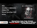NSD - Al Doilea E. Abstraction (Kurrupt Recordings HARD - KRH202)