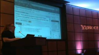 Yahoo! Developer Network (YDN) Amman Public Training Part 6-15