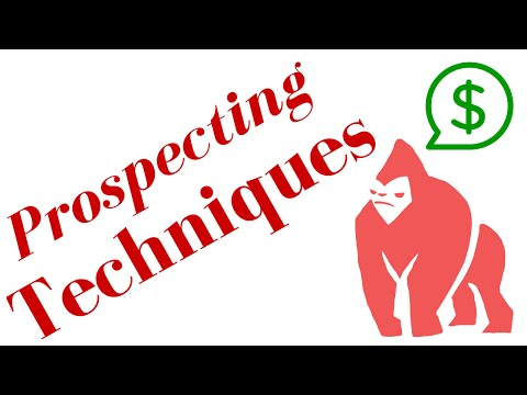 Network Marketing Prospecting Techniques - Sponsor 28 People In 21 Days