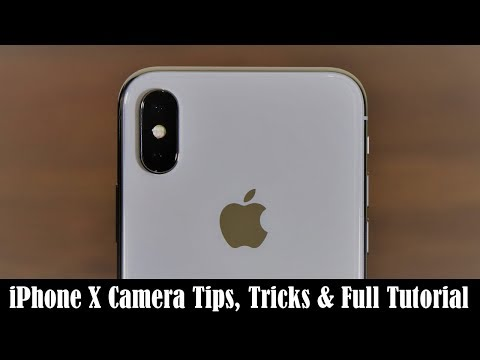 Download Youtube: iPhone X Camera Tips, Tricks, Features and Full Tutorial