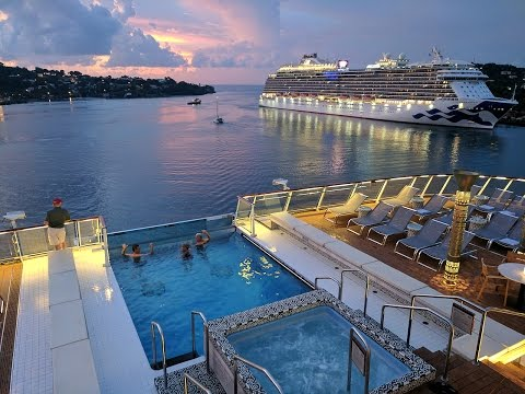Viking Star - Hits and Misses:  a cruise ship review