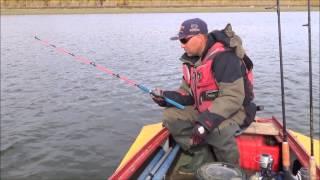 Ловля на малька с лодки