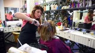 Dic2MicheleyShabLong - Balayage and Hair Cuts Dominican Republic