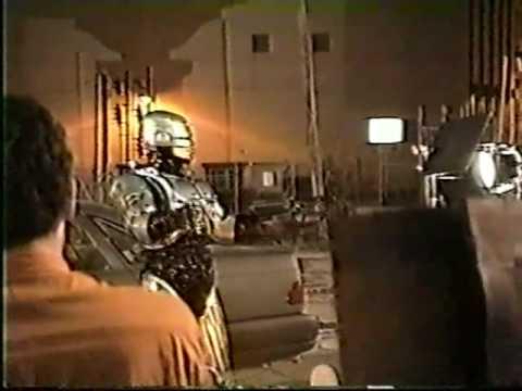 Robocop 3 : Bullet Catch & Gun Arm