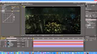 After Effects - Metropolitan City Tutorial