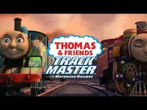 Download Youtube: TrackMaster Sky-High Bridge Jump Advertisement - HD