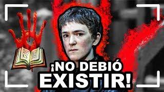 ¡TOP 5 PERSONAJES DE JUEGO DE TRONOS QUE NO DEBIERON EXISTIR! (según los libros)