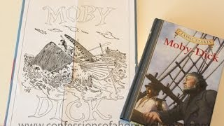 Moby Dick Unit Study & Lapbook Thumbnail