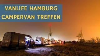 Vanlife Hamburg Campervan Treffen an der Elbe