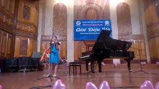 dạy violin -thanh nhạc  - piano - guitar - múa - dance - cảm thụ âm nhạc -ĐT 046 326 5555