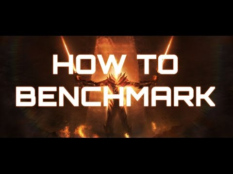 How to Benchmark Graphics Cards & FPS in Games