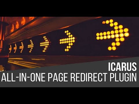 Icarus All In One Page Redirect Plugin for WordPress
