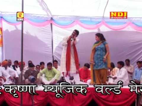 Haryanavi Competition - Border Upar Jaana Se Gori