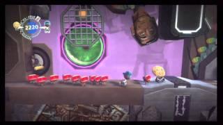 LittleBigPlanet 2 - 100% Prize Bubbles - Episode 10 - Pipe Dreams