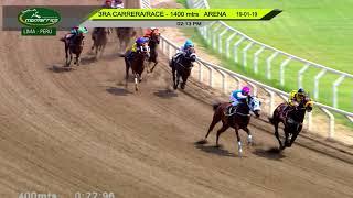 Vidéo de la course PMU HANDICAP 1400