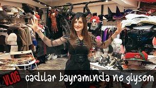 VLOG: Cadılar Bayramında Ne Giysem?   Merlin Mutfakta Yemek Tarifleri HD