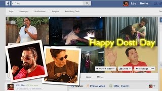Yeh Dosti (SHOLAY) - Dosti Day Song 2015 - KC Loy Cover