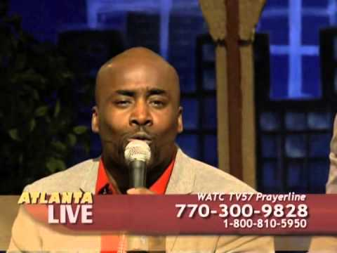 Damion Murrill & Siloam Performing Kingdom Come (Combined TV Shows)