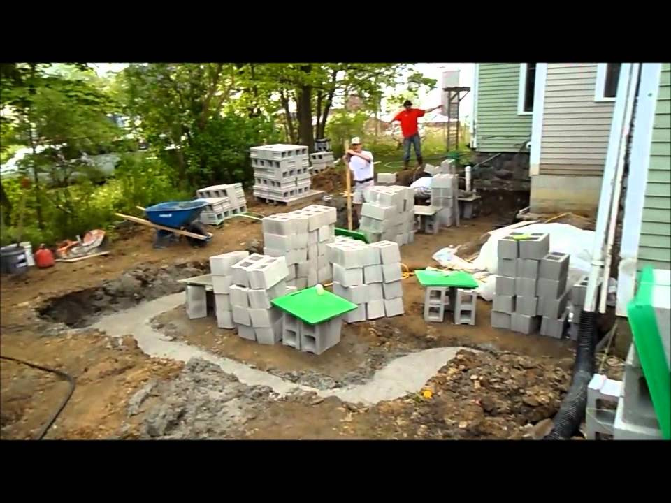 how to build a room addition foundation