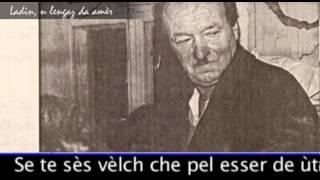 Ladin, N Lengaz Da Amèr - Simon de Giulio e Simonin Chiocchetti Maza