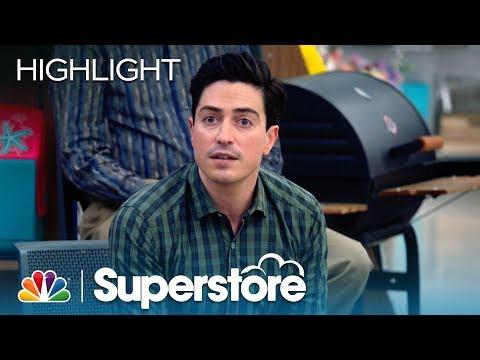 Jonah's Soul-Crushing Speech - Superstore (Episode Highlight)