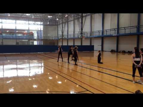 FZNJV Dance Team 'A' Routine (Team 3/4 40's Mix) 2016 UDA Camp