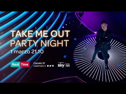 TAKE ME OUT PARTY NIGHT - DAL 1 MARZO, OGNI MARTEDì ALLE ...