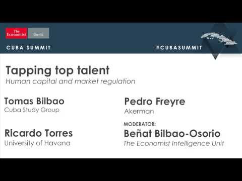 Tapping top talent: Human capital and market regulation
