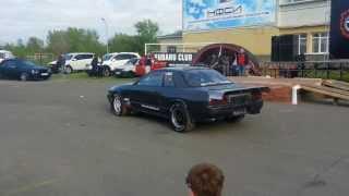 "Автобитвы-Омск25.05.2013 Nissan Skyline R32""Skala"""