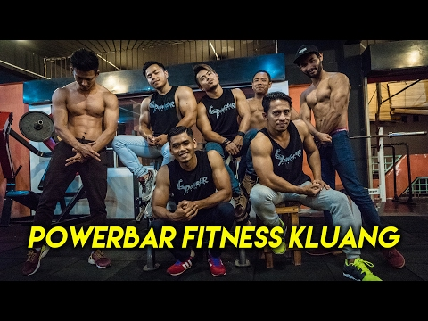 Workout Motivation with Powerbar Fitness Kluang Athletes