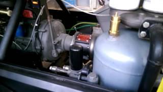 Винтовой воздушный компрессор с дизельным приводом ВВП-6/7(Винтовой воздушный компрессор с дизельным приводом ВВП-6/7 от компании ООО
