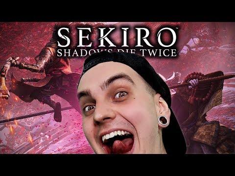 Sekiro: Shadows Die Twice - Kiszak Rages Twice