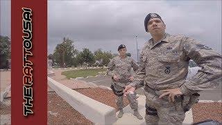 1st Amendment Audit Lackland AFB San Antonio, TX PT.2