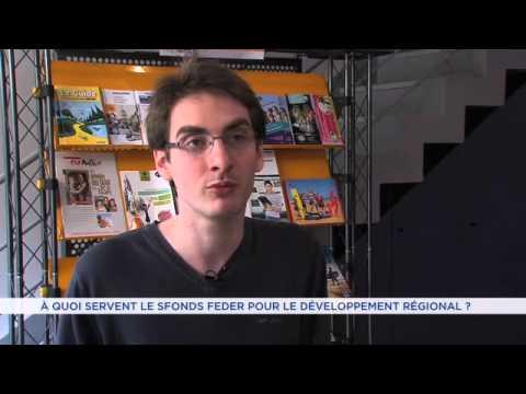 L'Europe et vous … le développement régional