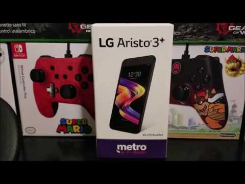 LG Aristo 3 Video clips - PhoneArena
