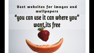 Free websites to download images, videos and remove background easy of image