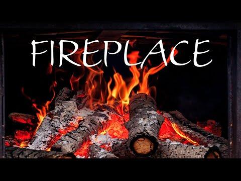 Relaxing JAZZ & Cozy Fireplace - Soft Piano JAZZ & Bossa Nova - Chill Out Music