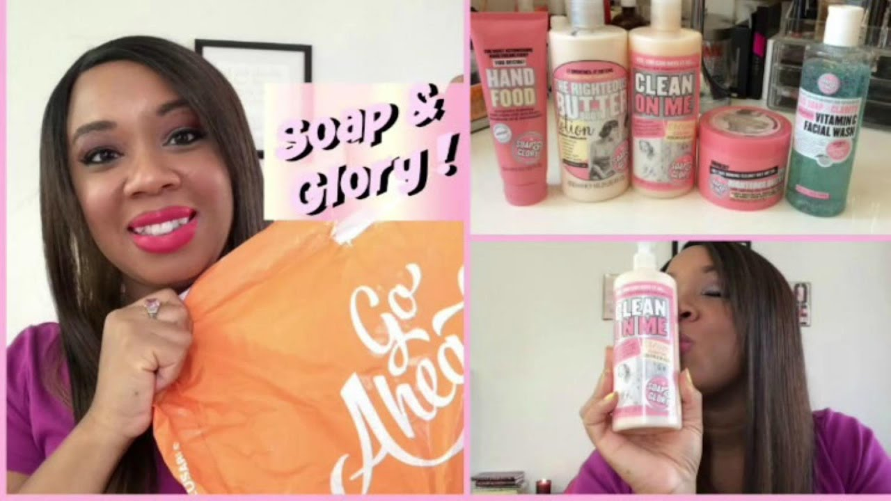glory review Breaking news: click here to read this exclusive soap & glory the firminator review does it work get the facts learn more about this product today.