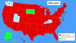 DUI - Can you ride a bicycle while drunk? - Bicycle Law in All 50 States [6]
