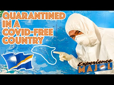 Quarantined in a COVID-Free Country (Republic of the Marshall Islands)