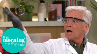 Spectacular Science Experiments You Can Do At Home | This Morning