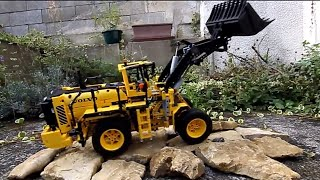 nEW! LEGO Technic 42030 RC VOLVO OUTDOOR TEST!