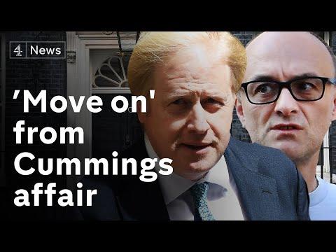 Johnson tells MPs