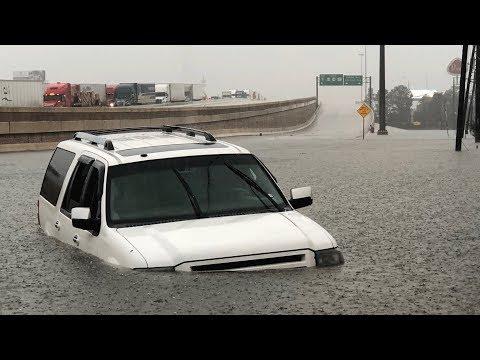 Imelda Drenches Southeast Texas Spawning Flash Flood, Tornado Warnings