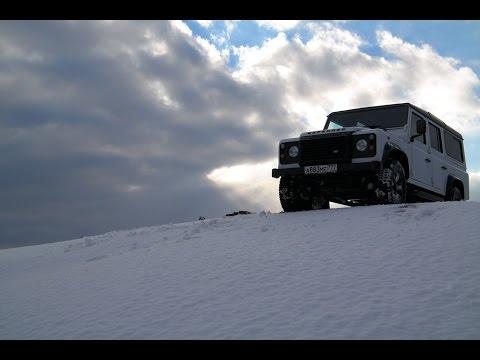 Land Rover Defender / Полноценный тест-драйв Лэнд Ровер Дефендер