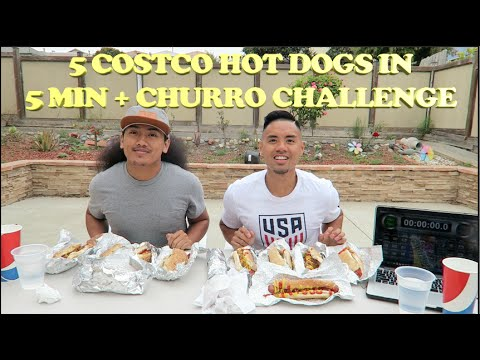 How Many Oz Is A Costco Hot Dog