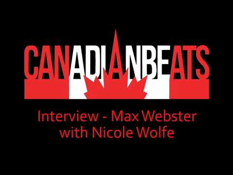 Audio Interview - Max Webster