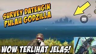 Nekat! UjiCoba Datengin Markas Godzilla Lihat Apa Yg Terjadi Selanjutnya!