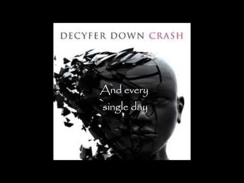 Decyfer Down - Fading - Lyrics